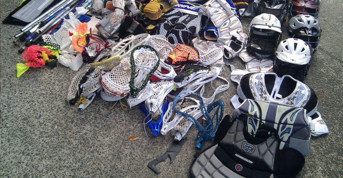 Lacrosse-Goalie-Gear