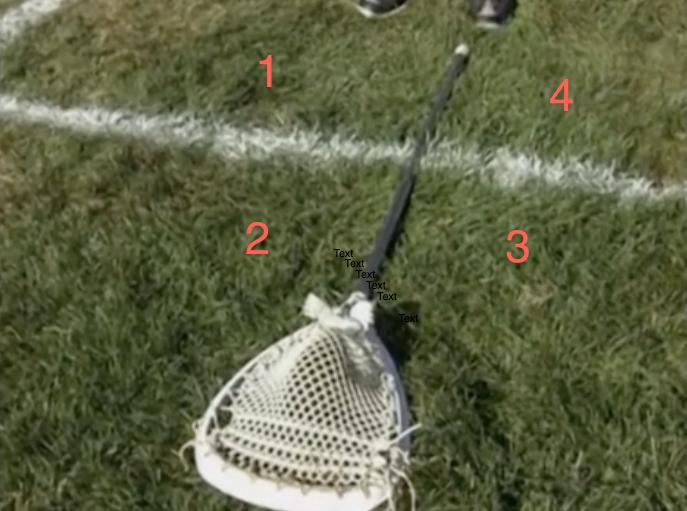 Lacrosse Goalie Drills - Magic Square