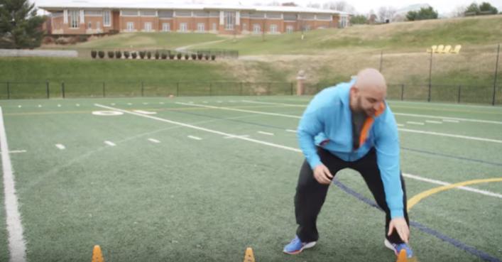 Lacrosse Goalie Drills - Shuttle