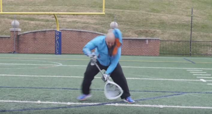 Lacrosse Goalie Drills