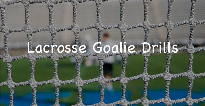 Lacrosse-Goalie-Drills