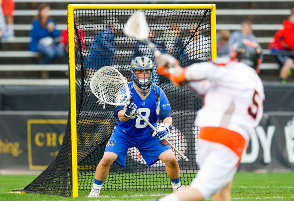 Perfect Lacrosse Goalie Stance Ghitleman
