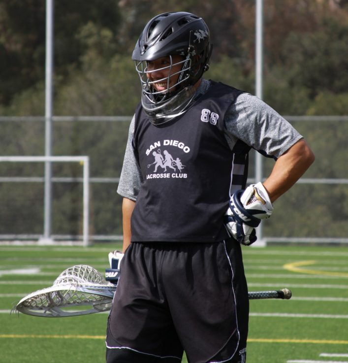 Tips for First Time Lacrosse Goalies