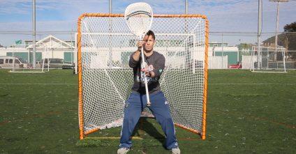 Tips for Shorter Lacrosse Goalies