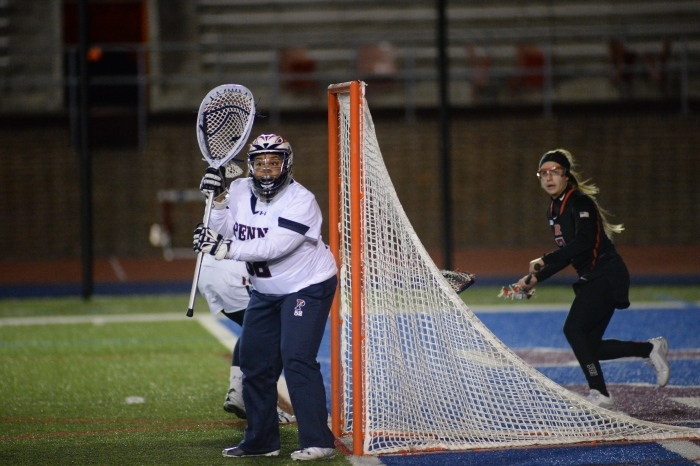 Britt Brown Penn GOalie