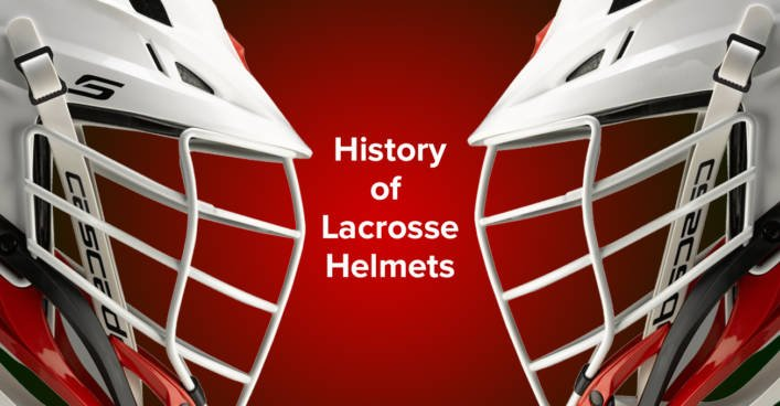 a history of lacrosse The first lacrosse players didn't wear helmets a few months ago cascade  released the model s in this post we look at the history of the.