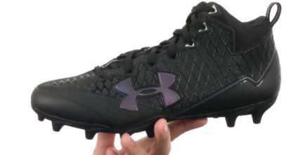 Under Armor Banshee Mid Cleats Review
