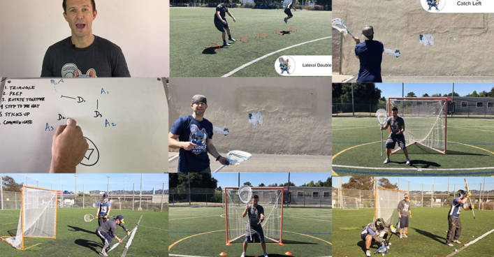 Introducing the Lax Goalie Rat Online Goalie Camp