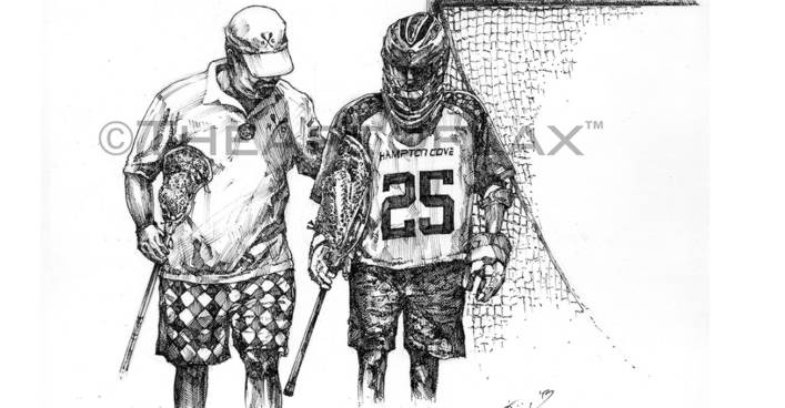 Lacrosse Goalies and Leadership: How to Become a Team Leader