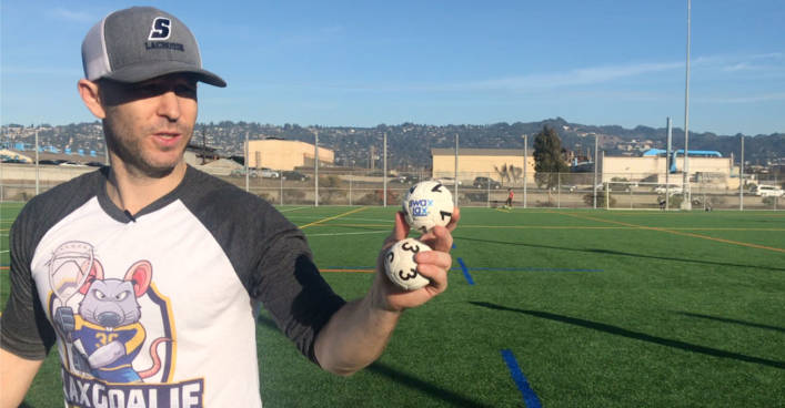 Swax Lax Lacrosse Training Ball Review