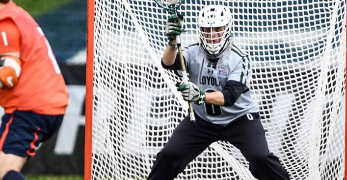 PLL Goalie and Loyola All-American Jacob Stover – LGR Episode 59