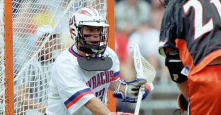 Syracuse National Champ Goalie Rob Mulligan – LGR Episode #61