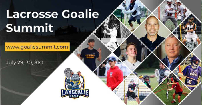 Virtual Lacrosse Goalie Summit Recap and Takeaways